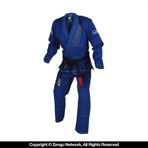 Gameness Feather BJJ Blue Gi